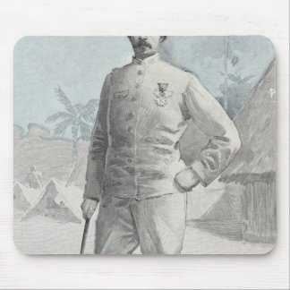 General Alfred Amedee Dodds Mouse Pad
