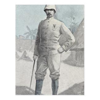 General Alfred Amedee Dodds Postcard