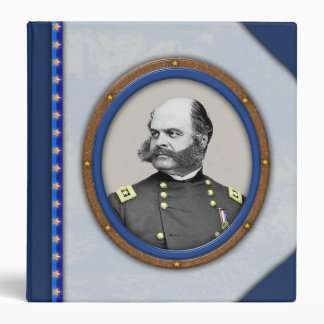 General Ambrose Burnside Binder