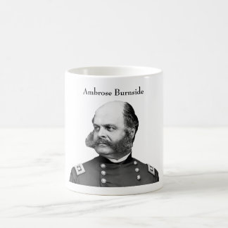General Ambrose Burnside Coffee Mug