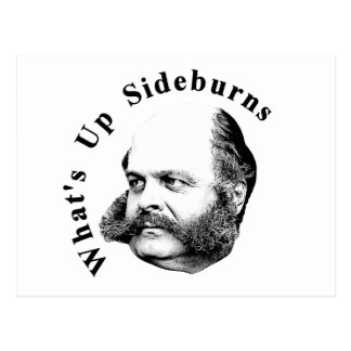 General Ambrose Burnside Postcard