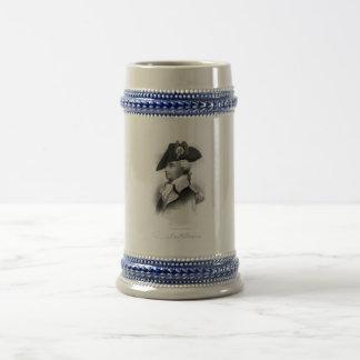 General Anthony Wayne -- American Revolution Beer Stein