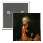 General Antonio Ricardos  c.1793-94 Button