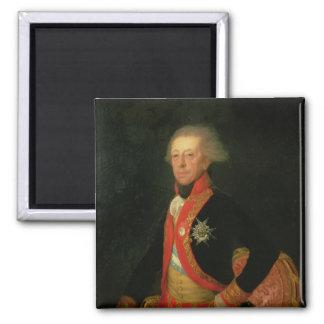 General Antonio Ricardos  c.1793-94 Refrigerator Magnet