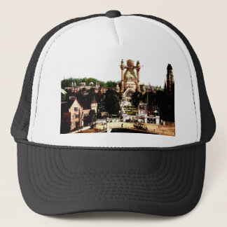 General Art and Industrial Exposition of Stockholm Trucker Hat