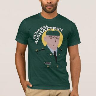 General Asshattery Shirt Playera