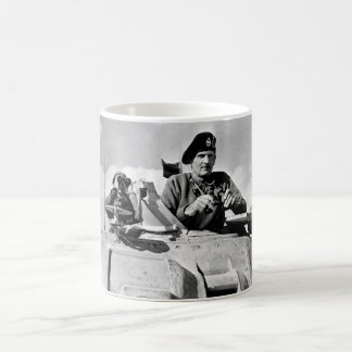 General Bernard L. Montgomery watches_War Image Coffee Mug