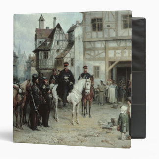 General Blucher 3 Ring Binder