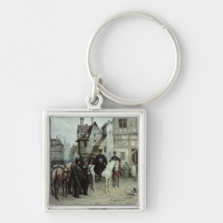 General Blucher Keychain