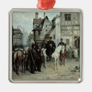 General Blucher Metal Ornament