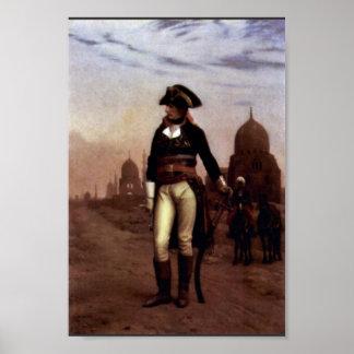 General Bonaparte In Cairo By Gérôme Jean-Léon (Be Poster