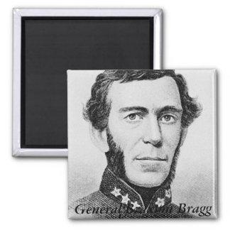 General Braxton Bragg Imanes De Nevera