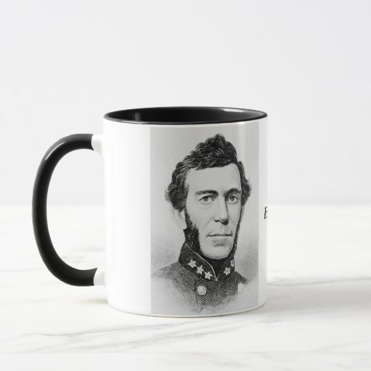 General Braxton Bragg Mug