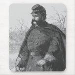 General Burnside Artwork Alfombrilla De Ratón