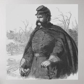 General Burnside Artwork Print