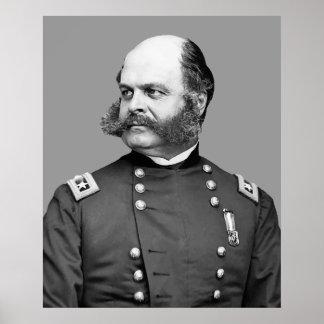 General Burnside Posters