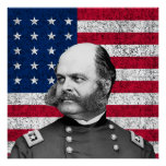 General Burnside Póster