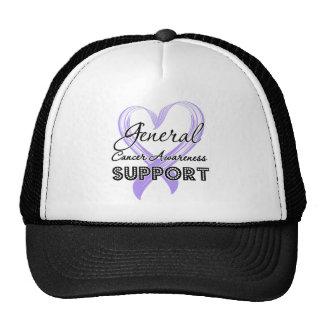 General Cancer Awareness de la ayuda Gorra