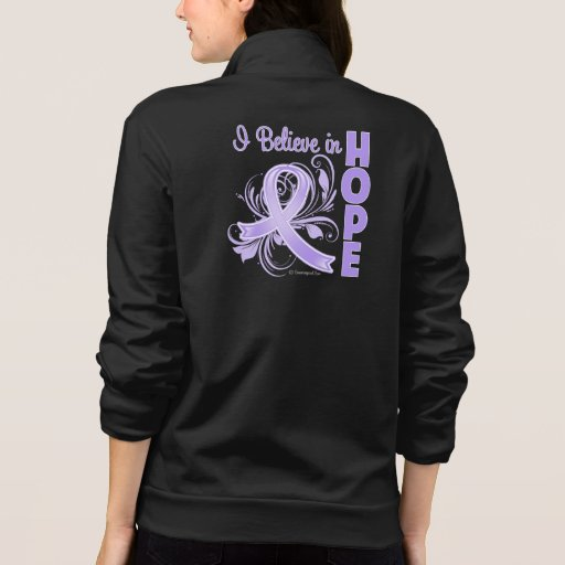 General Cancer Awareness I Believe in Hope T-shirts