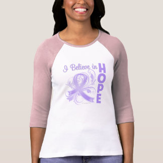 General Cancer Awareness I Believe in Hope T Shirt