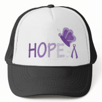 General Cancer Awareness Trucker Hat