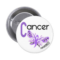 General Cancer BUTTERFLY 3.1 Button