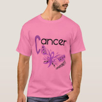 General Cancer BUTTERFLY 3.1 T-Shirt