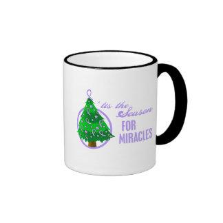 General Cancer Christmas Miracles Taza De Café