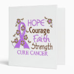 General Cancer de la fuerza 3 de la fe del valor d