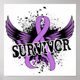 General Cancer del superviviente 16 Impresiones