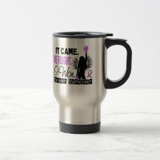 General Cancer del superviviente 22 Tazas De Café