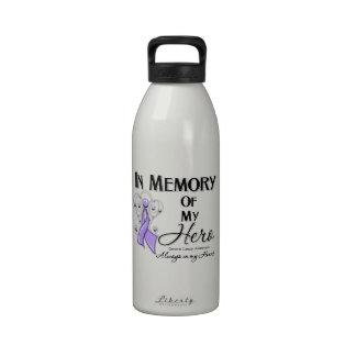 General Cancer en memoria de mi héroe Botella De Beber