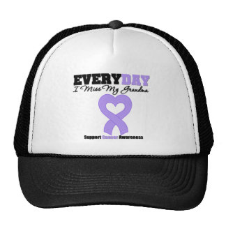 General Cancer Every Day I Miss My Grandma Hats