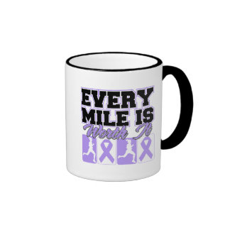 General Cancer Every Mile is Worth It Mugs