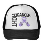 General Cancer Fight Boxing Gloves Trucker Hat