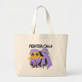 General Cancer Fighter Chick Grunge Bag