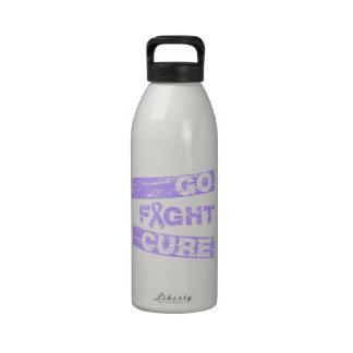 General Cancer Go Fight Cure Botellas De Beber
