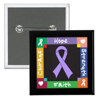 General Cancer Hope Strength Faith