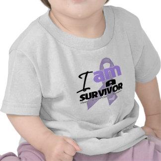 General Cancer - I am a Survivor Shirts