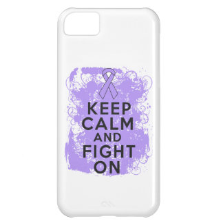 General Cancer Keep Calm and Fight On iPhone 5C Covers