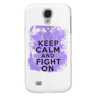 General Cancer Keep Calm and Fight On Galaxy S4 Case