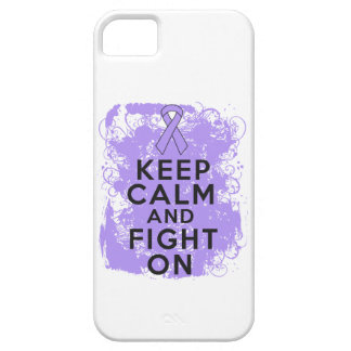 General Cancer Keep Calm and Fight On iPhone 5 Case