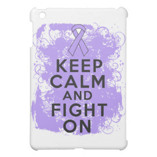 General Cancer Keep Calm and Fight On iPad Mini Case