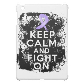 General Cancer Keep Calm and Fight On iPad Mini Cover