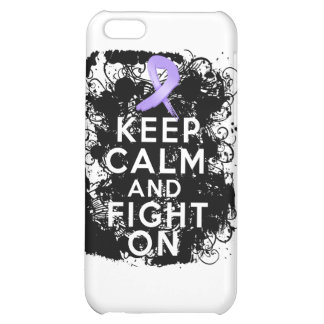 General Cancer Keep Calm and Fight On iPhone 5C Cover