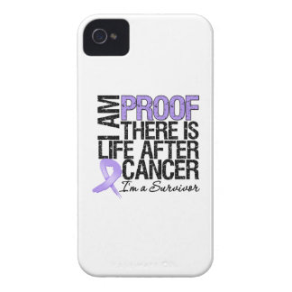 General Cancer Proof There is Life After Cancer iPhone 4 Case-Mate Cases