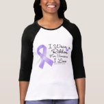 General Cancer Ribbon Someone I Love Tshirts