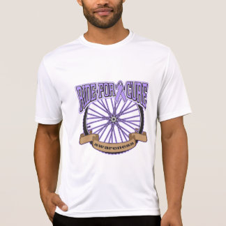 General Cancer Ride For Cure T-shirt