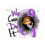 General Cancer Rosie Cartoon WCDI.png Postal
