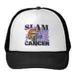 General Cancer - Slam Dunk Cancer Trucker Hat